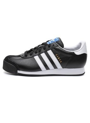 adidas Adidas Erkek Günlük Spor Ayakkabı Samoa 019351 Siyah